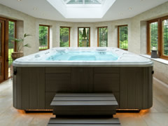 Featured Above Ground Hot Tubs