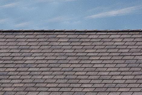 Asphalt roofing picture