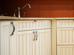 Featured Beadboard Cabinets