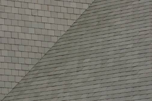 Composite roofing picture