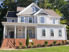 Featured Composite Siding