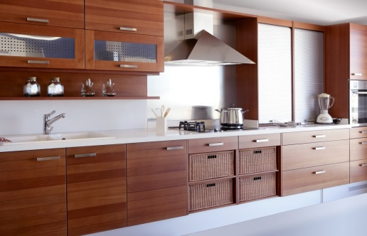 Modern current fashion - Contemporary Granite Kitchen