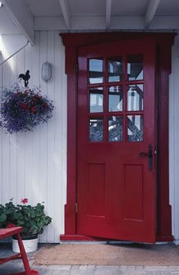 Exterior doors picture