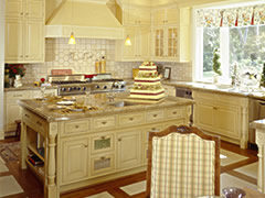 Featured French Kitchens