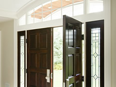Featured Front Entry Doors