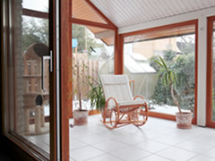 Featured Full Glass Sunrooms