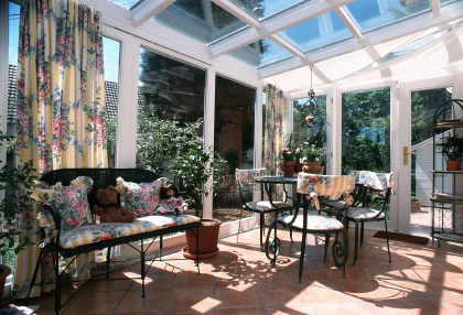 Full glass sunrooms picture