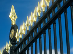 Featured Metal Fencing