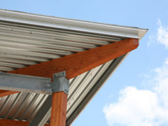 Featured Metal Roofing