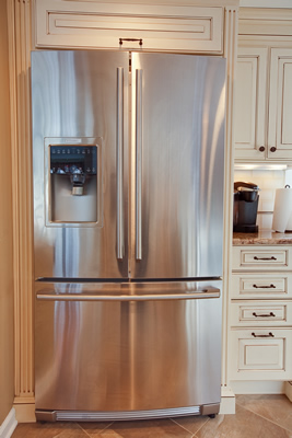 refrigerator and freezer picture