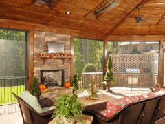 Featured Screened Rooms Sunrooms