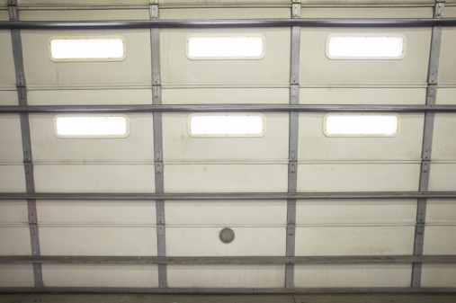 sectional panel garage picture