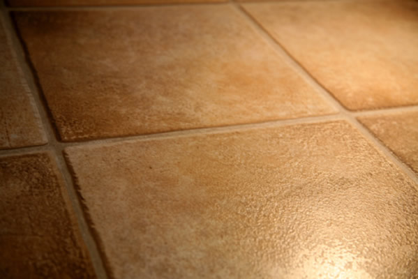 Tile floors picture