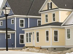 Featured Vinyl Siding