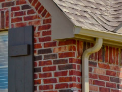 Featured Wood Gutters