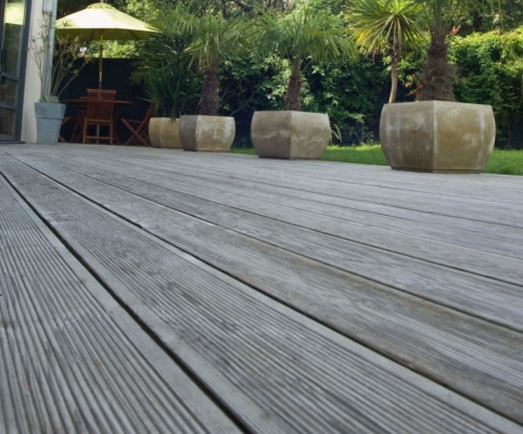 Wood decks picture