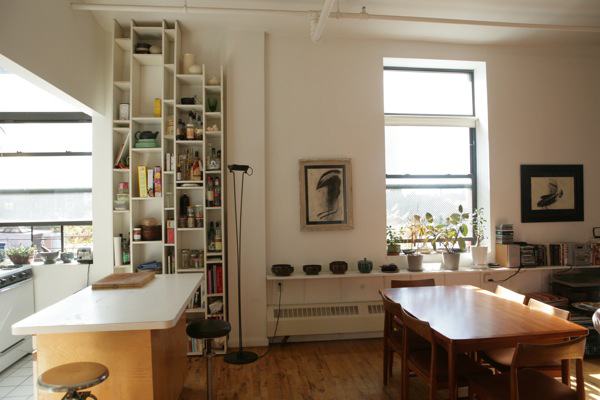 Loft Living in Brooklyn, New York