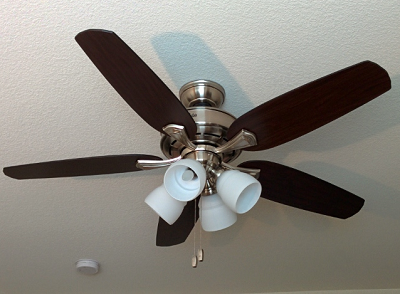 Can I Install Ceiling Fans Myself