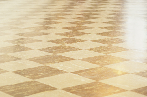 Linoleum floors picture