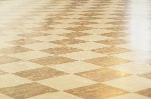 Linoleum floors picture