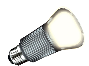 LED bulb by Phillips