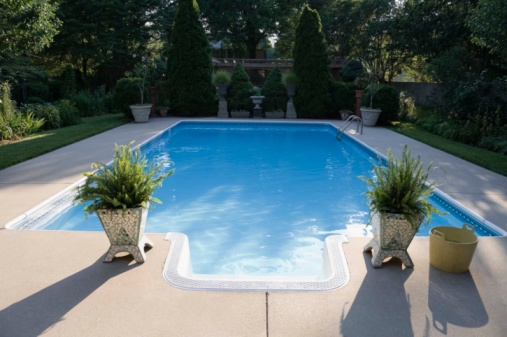 In Ground Pools Picture
