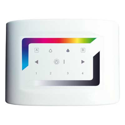 led light control panel