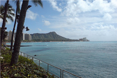 Diamondhead beach