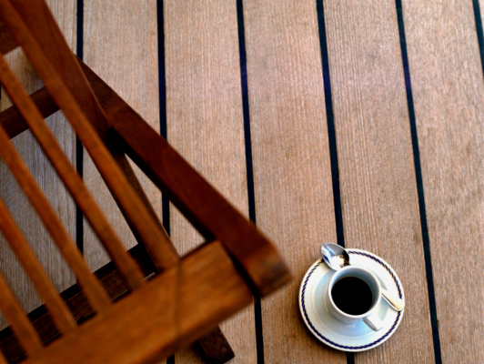 Wood decks picture