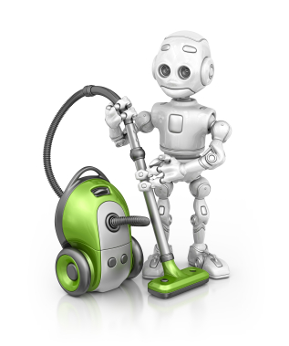 Spring Cleaning Robots The Future Is Now