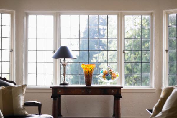 Aluminum windows picture