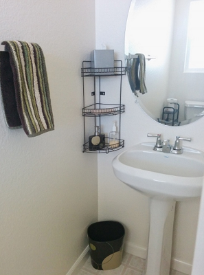 Sink With Shelving
