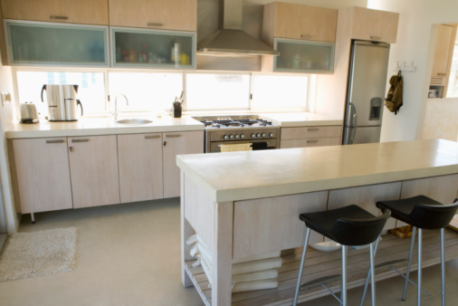 contemporary kitchens picture