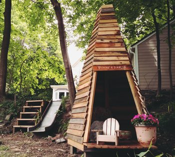 teepee playhouse