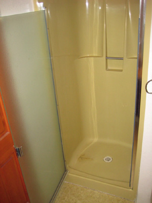 Old Shower