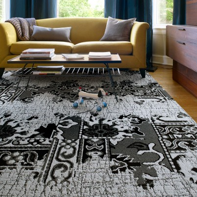 area rug by FLOR