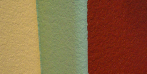 Three Paint Colors Palette