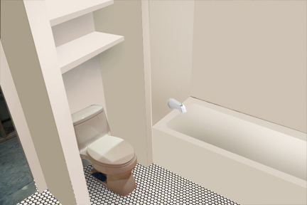 Renovating A Small Bathroom For Maximum Space