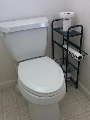 Bathroom Shelving Solutions