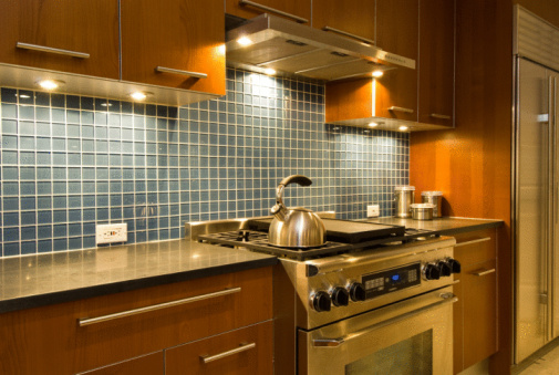 Flat panel cabinets picture