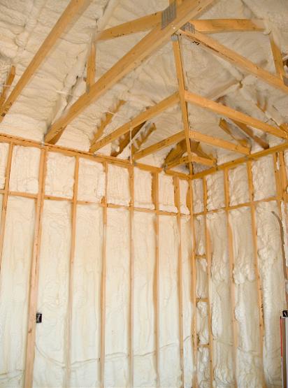 Insulation Cost Estimates Spray Foam Blown In Batt