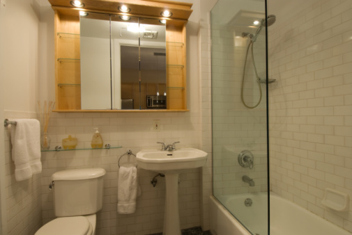 Full bath additions picture for Full bathroom ideas