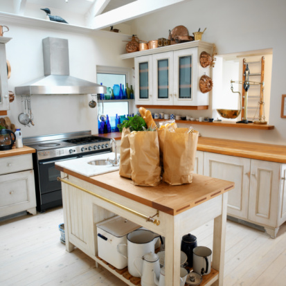 Country Kitchens Picture