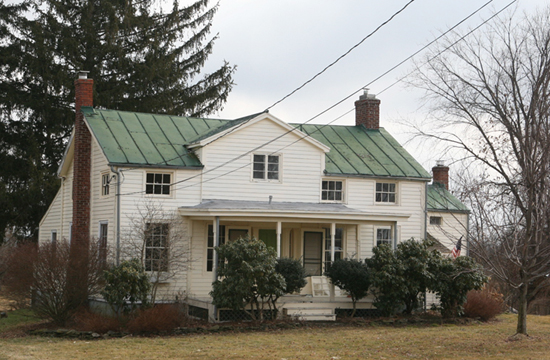 upstate farmhouse